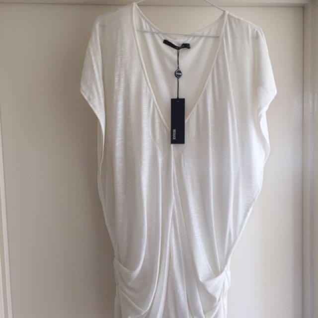 Ivory dress/top