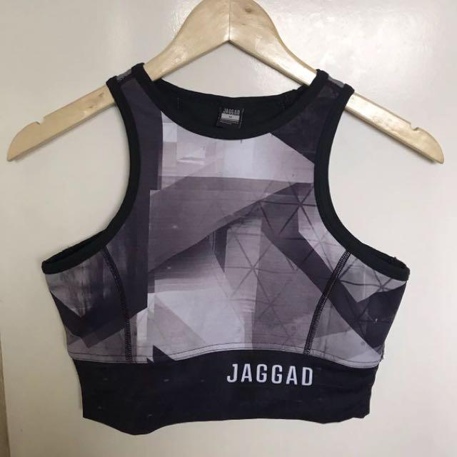 Jaggad women's sports crops