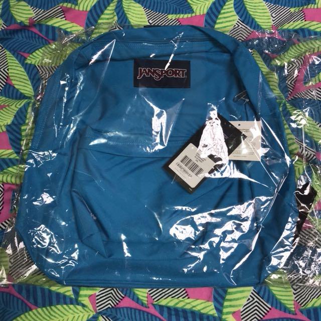 Jansport Superbreak Blue Crest
