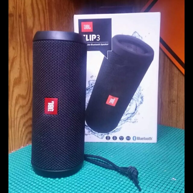JBL Flip 3 Bluetooth speaker warranty