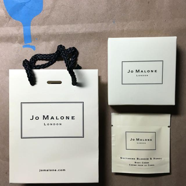 【英國】Jo Malone 杏桃花與蜂蜜 乳液 7ml