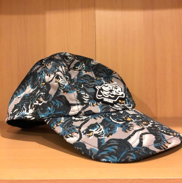Kenzo 'Flying Tiger' Caps (Below Retail)