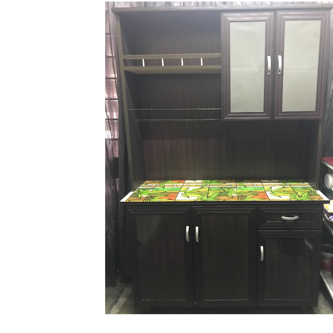 Kitchen Cabinet Kabinet Dapur Almari Home Furniture On Carou