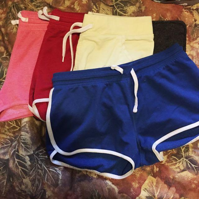 Knit Shorts