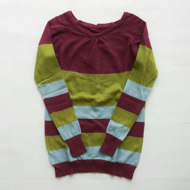 Knit Sweater (Rajut)