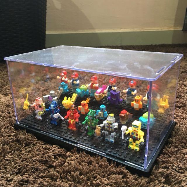 Lego Display Box 57045337a