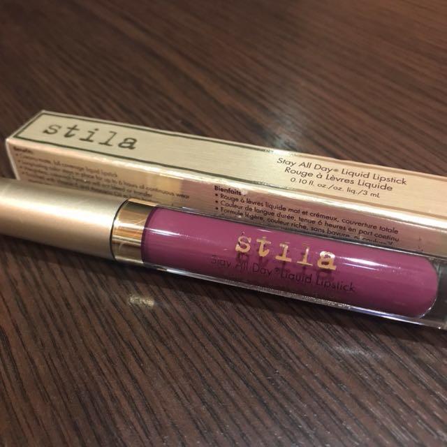 Liquid Lipstick Stay All Day (STILA)
