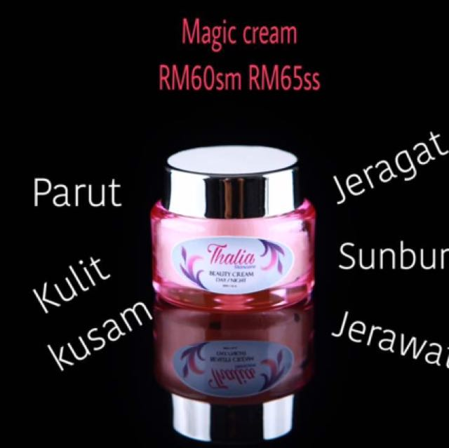 ... MONGGO Health Acne cream anti jerawat Source Magic Cream