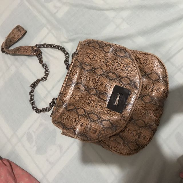 MANGO CHAIN BAG
