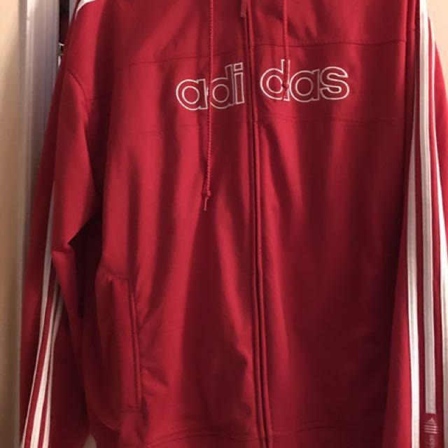 Men's size 2XL Adidas jacket