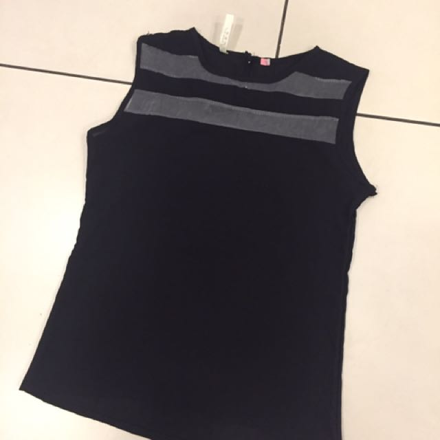 Meshed top