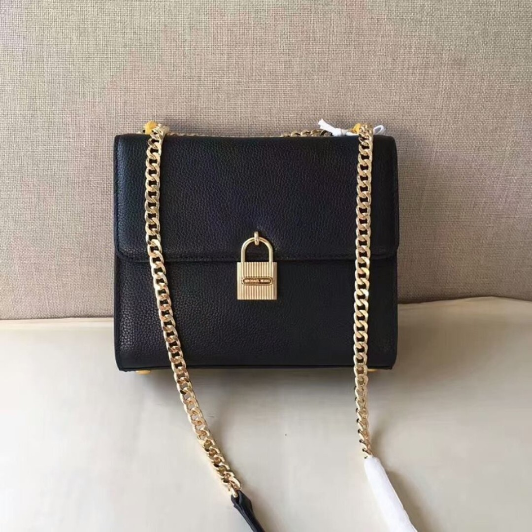 Michael Kors Mercer Messenger Bag (BSO)