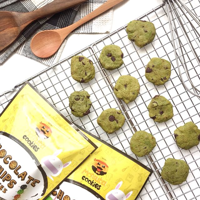 Monsuta Cookies Green Tea