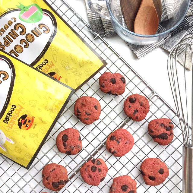 Monsuta Cookies Red Velvet