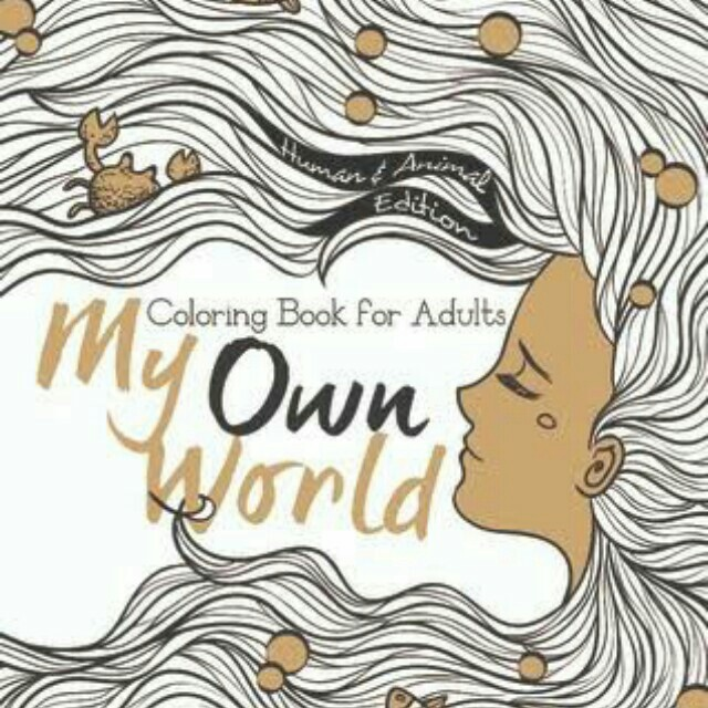 My own world-Coloring book