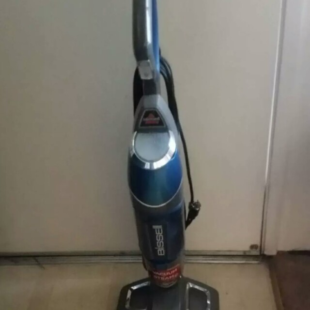NEW! Bissell Symphony dry wet steam mop
