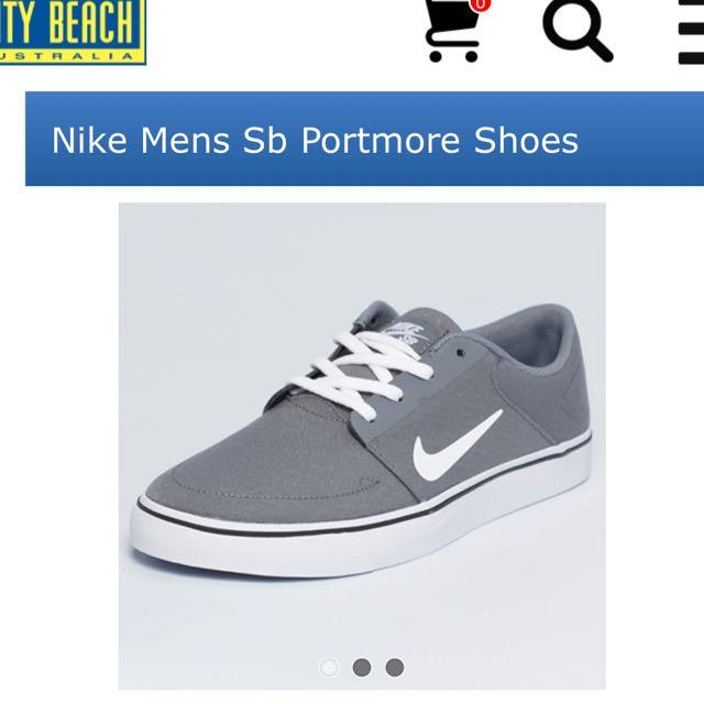 Nike SB Portmore Size 9