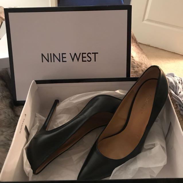 Nine West heels 9&1/2