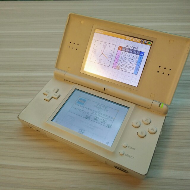 Nintendo Ds Lite White Video Gaming Video Game Consoles On Carousell