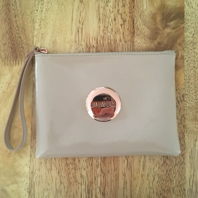 NUDE MIMCO POUCH / PURSE
