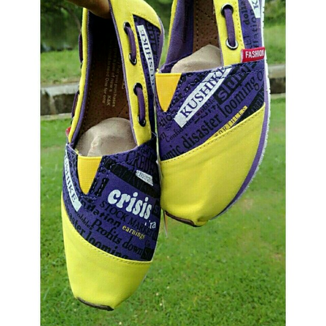 Obral sepatu import China 50ribu