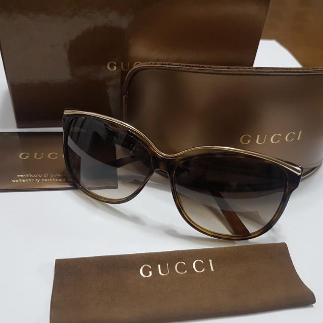 Original Gucci Sunglasses