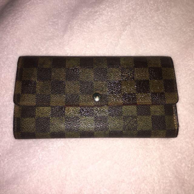 Original LV long wallet