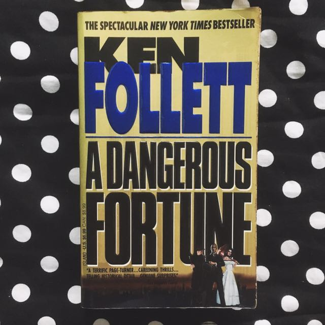 PAPERBACK: A Dangerous Fortune by Ken Follett