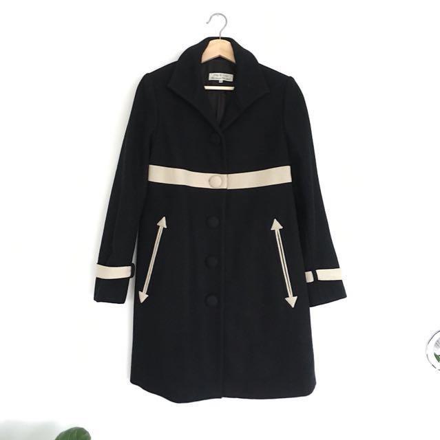 Rag & bone wool coat | size 6