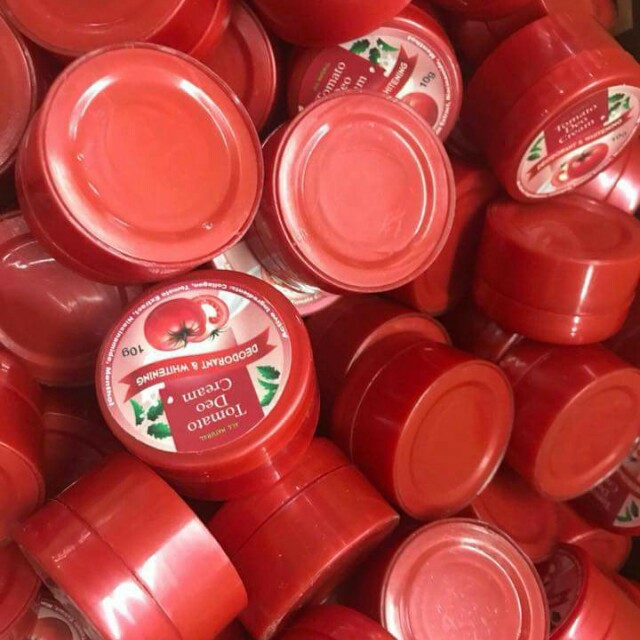 RED TOMATO DEO