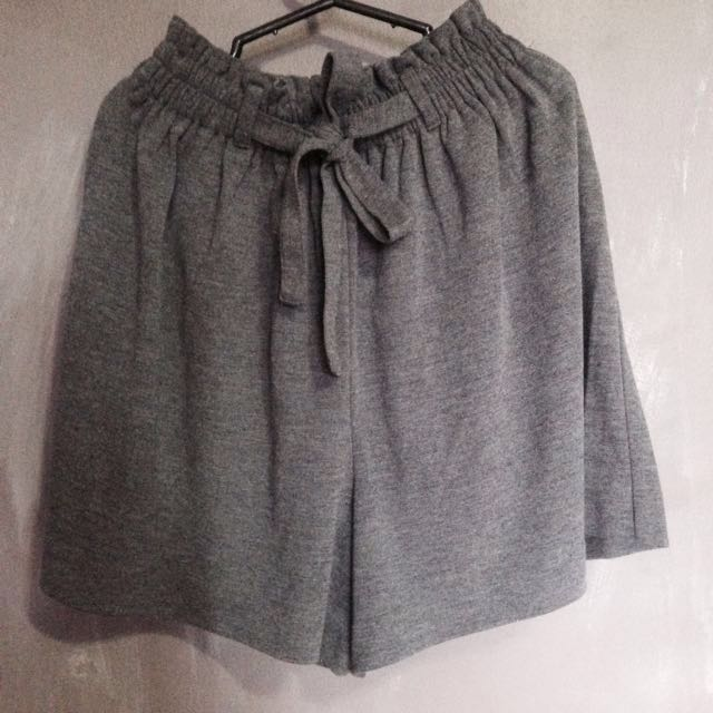 REPRICED: GRAY SHORTS