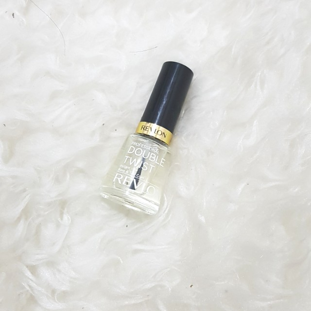 Revlon base & top coat (bening)