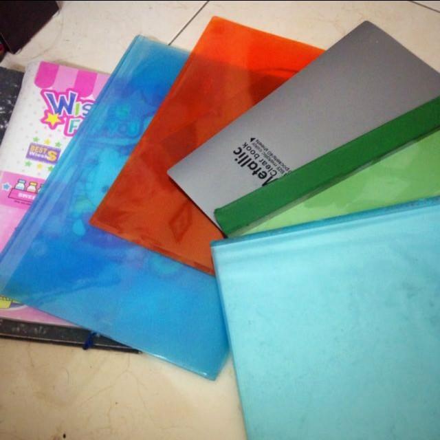 Rind file, plain file