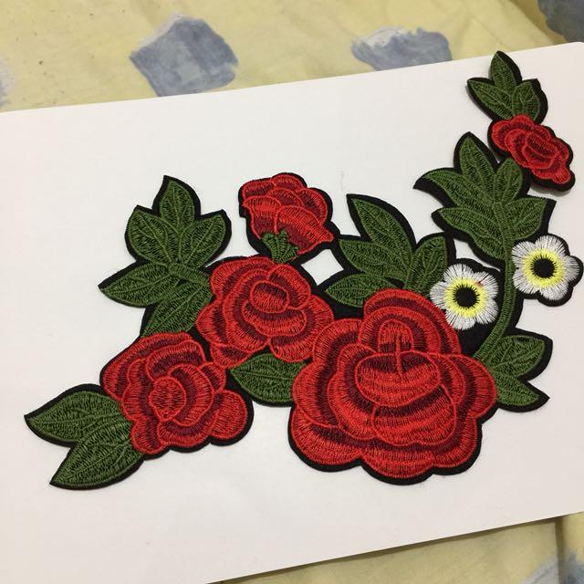 Rose Patch (big)