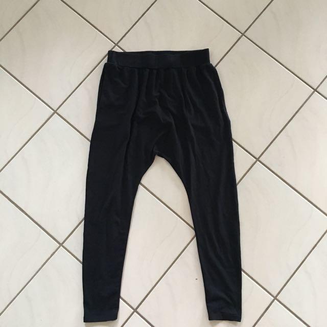 Rusty dropped crotch pants
