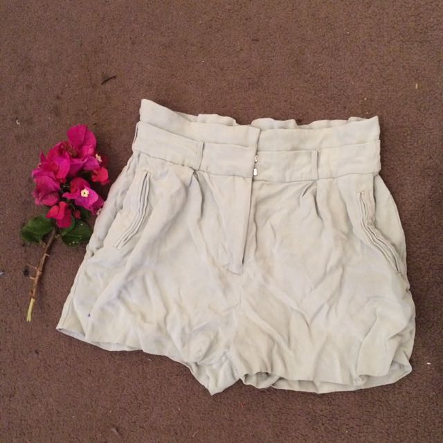 Sass and bide short size 8