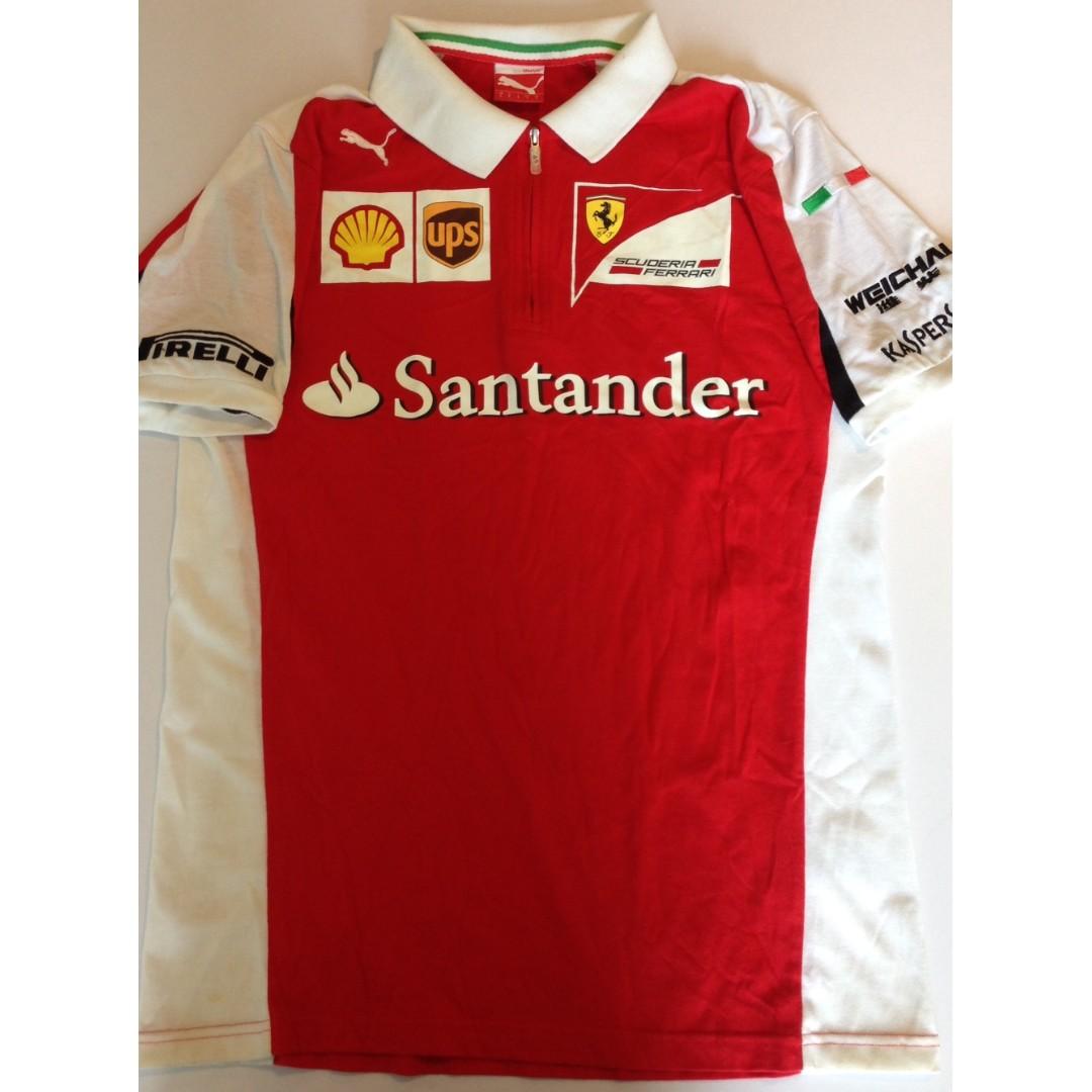 shirts product mens ferrari eng team scuderia shirt t pm