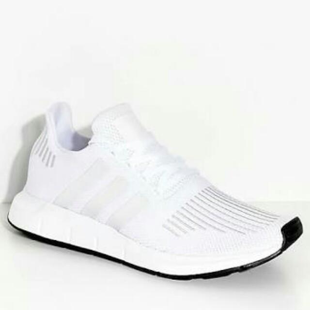 Sepatu Adidas Fesyen Swift Run Originale, Preloved Fesyen Adidas Donna, Sepatu Di 925337