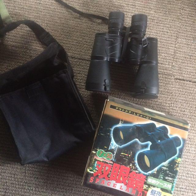 Spaceland binoculars