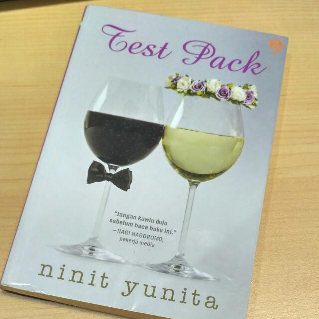 Test Pack (Ninit Yunita)