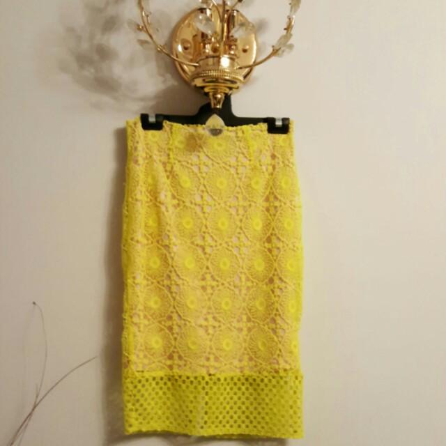 🏠Tokito Lace Skirt