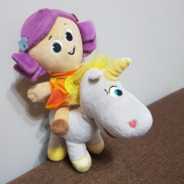 Toy Story 3 Mivie Size Dolly and Buttercup