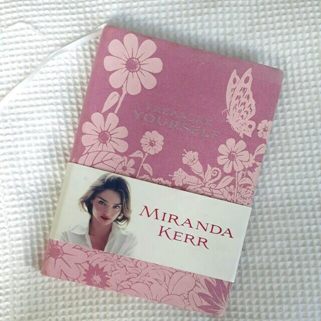 'Treasure Yourself' by Miranda Kerr