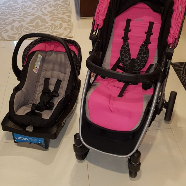 Urbini Stroller Only Babies Kids Strollers Bags Carriers On Carousell
