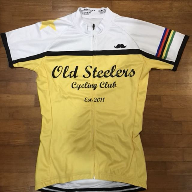 sports shoes 13aaa 44986 Vintage Cycling Jersey - Ladies Cut, Sports, Sports & Games ...