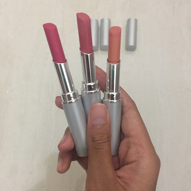 Wardah Intense Matte Longlasting Lipstick Health Beauty Makeup