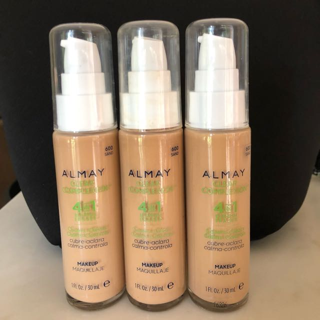 X3 Almay clear complexion 4 in 1 blemish eraser (600 sand)