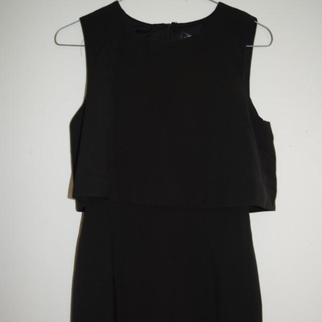 Zalora Black Dress