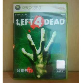 Left For Dead Xbox One / Xbox 360
