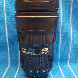 Nikon Afs 24-70/2.8 G